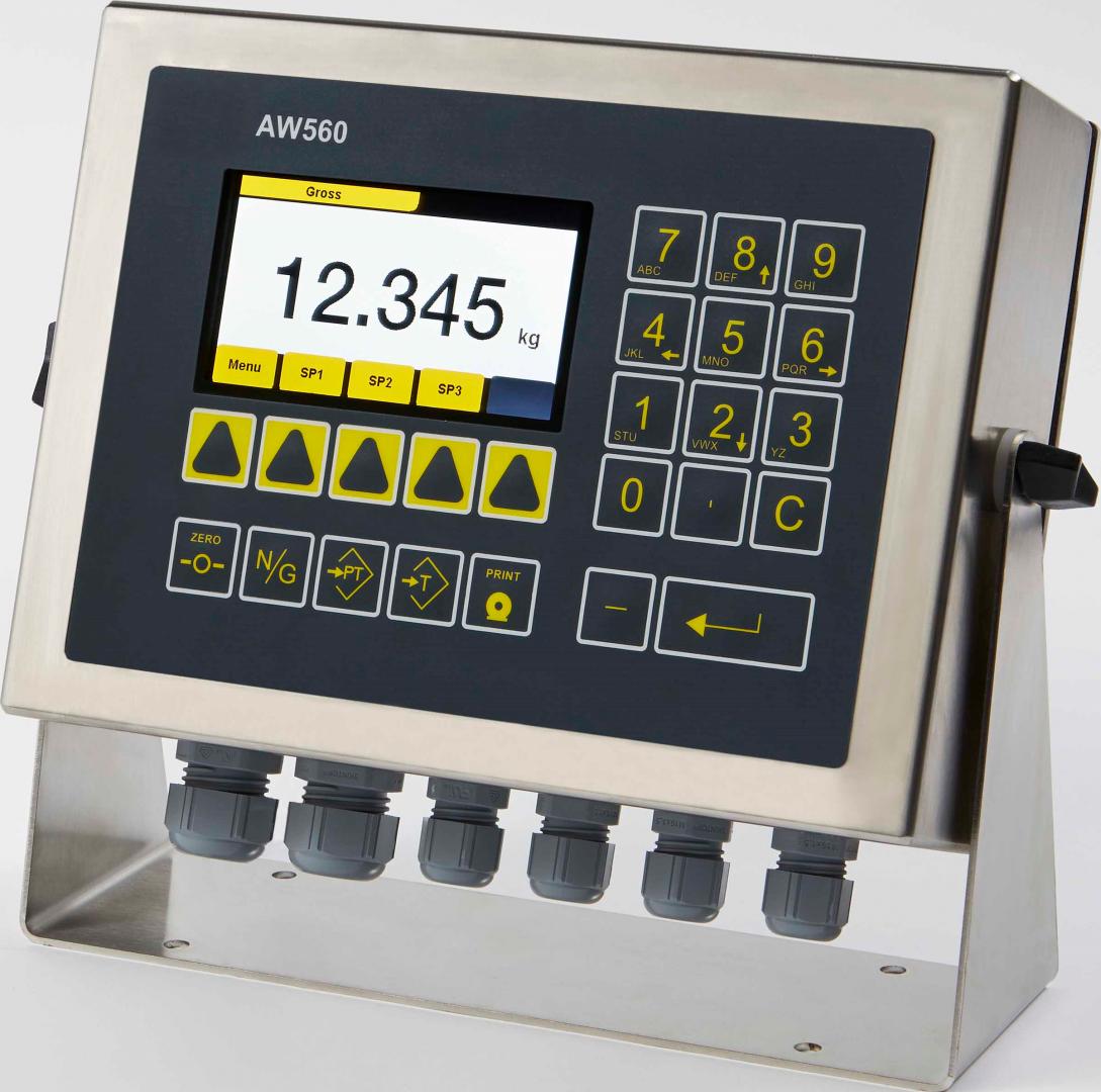 Auswerteelektronik Amplifier Verstärker Messverstärker Wägezellen Gewichtsmessung Dosierung