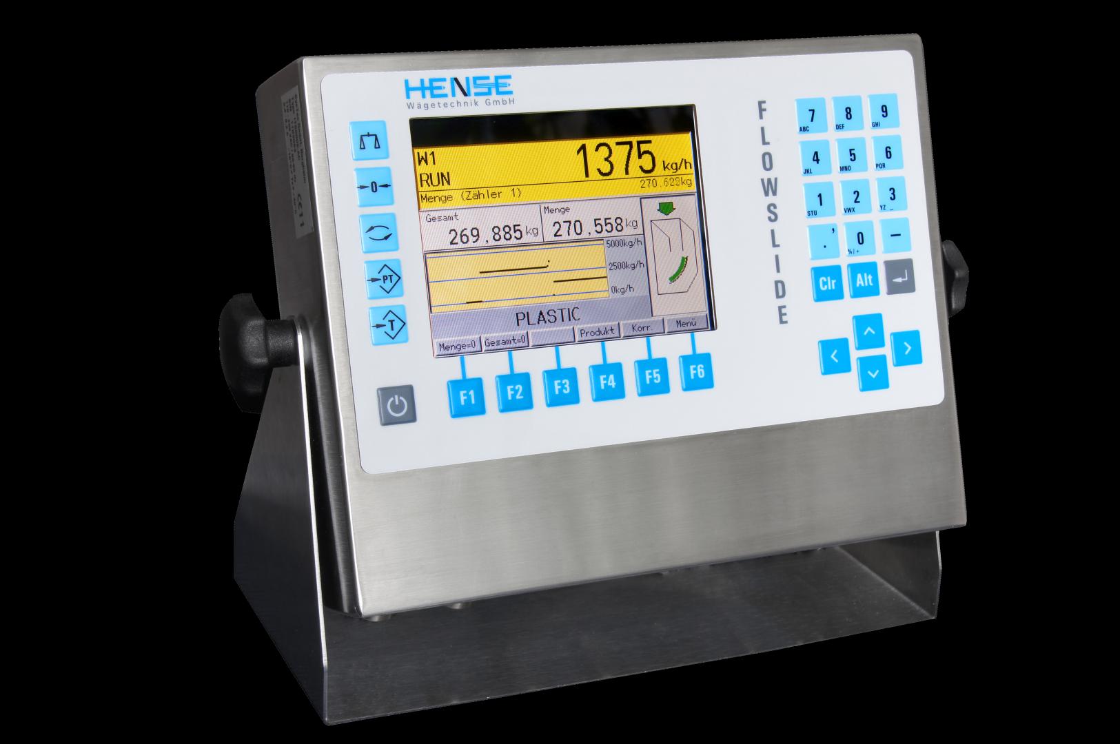 Auswerteelektronik FlowSlide Amplifier Verstärker Messverstärker Waage Durchflussmessung