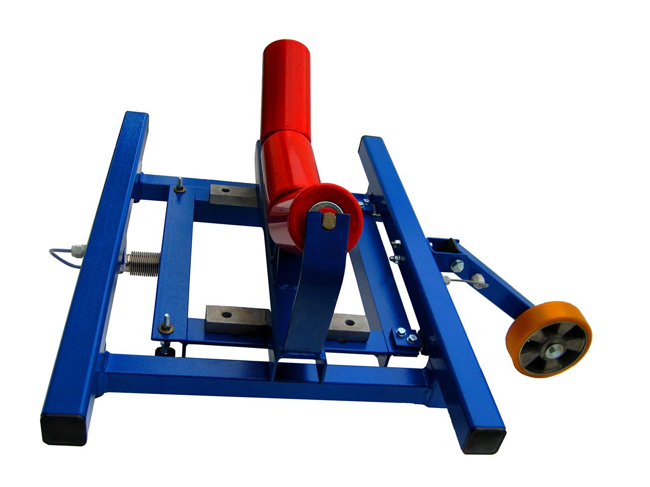 Beispiel-einer-Einbau-Bandwaage-Typ-BW10-mit-einem-Wiegerollenstuhl